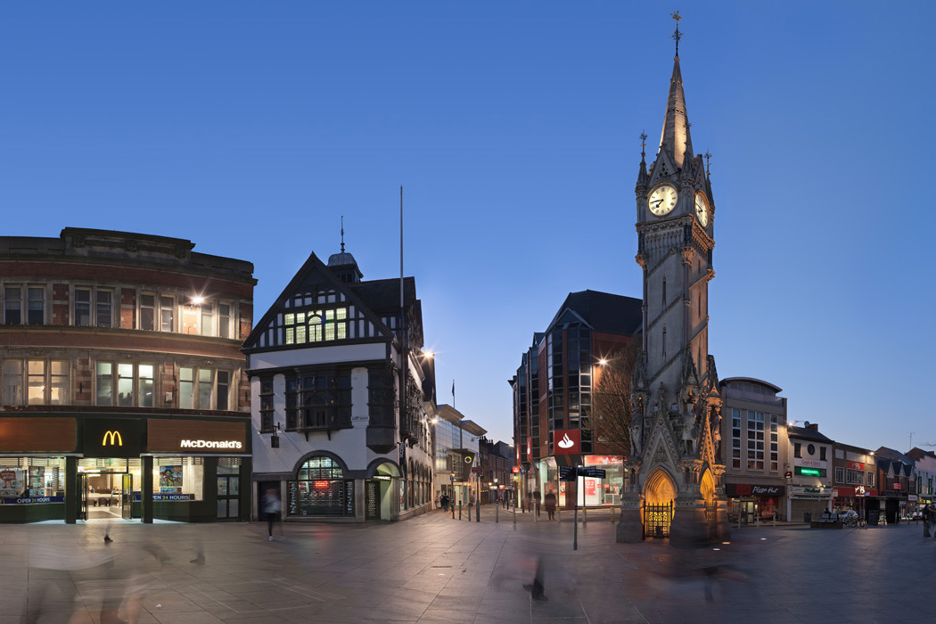 Police Car Web Site >> High resolution architectural photographs of Leicester