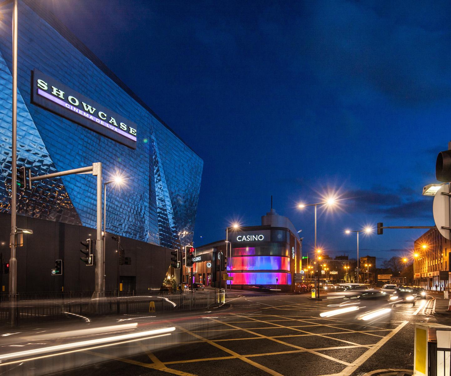 Showcase cinema, Leicester