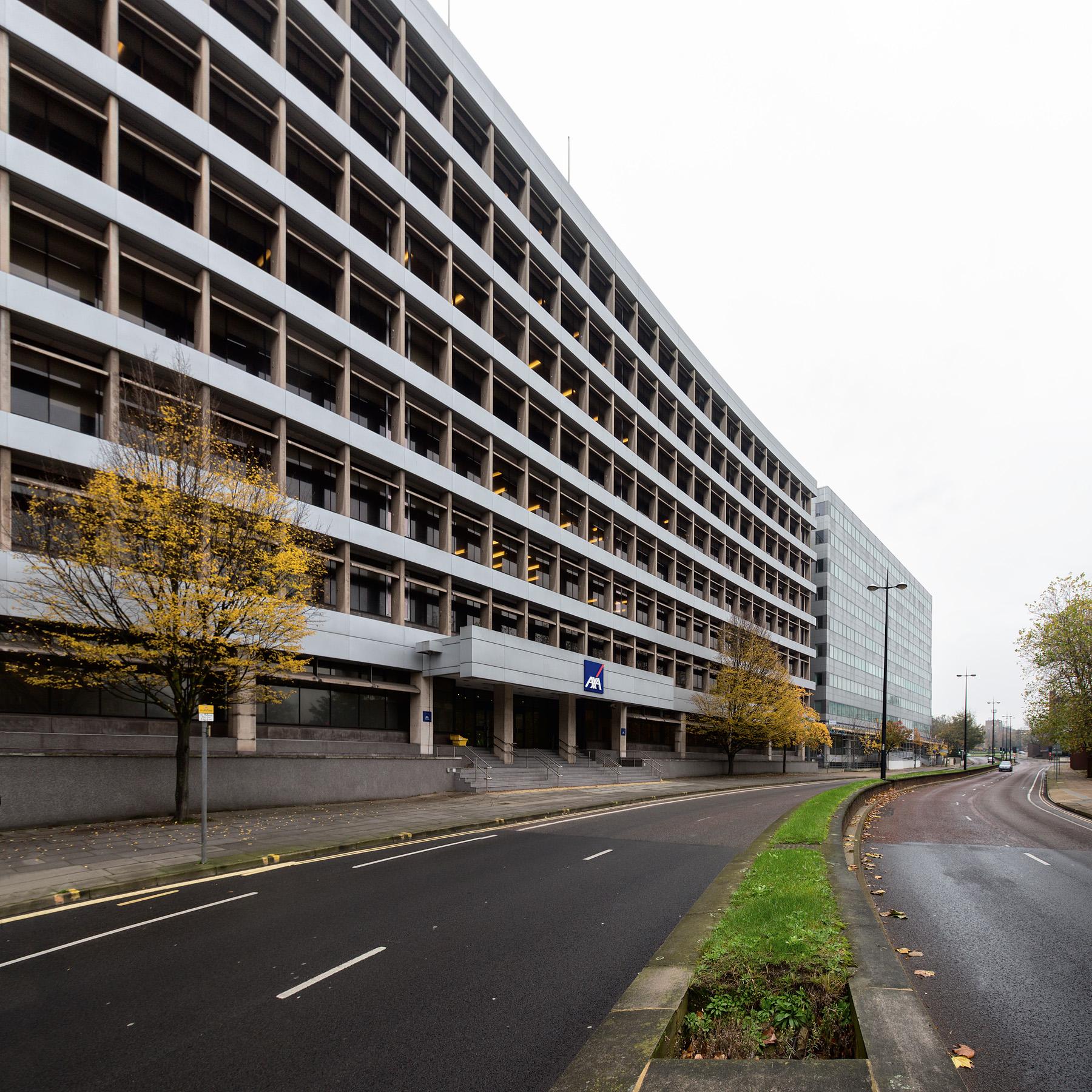 Axa building, Ipswich