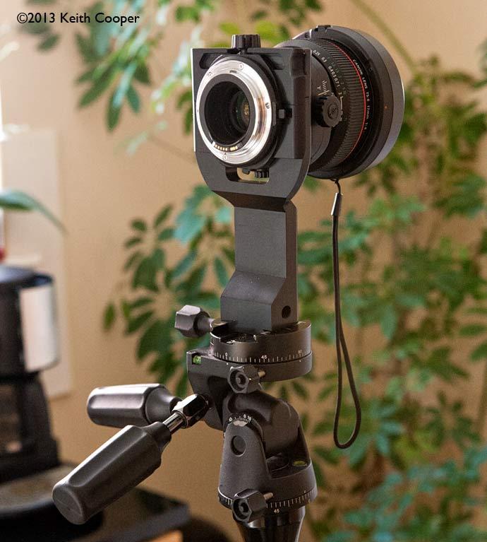 ts-e lens mounting bracket